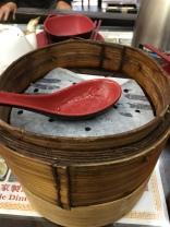 piatto di Dim Sum vuoto!