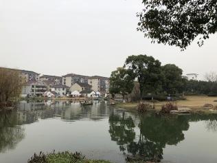 Verso Zhujiajiao