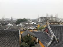 Vista dal tempio
