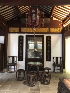 interno di casa antica